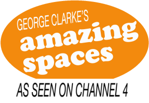 Featured on George Clarke's Amazing Spaces, as seen on Channel 4.